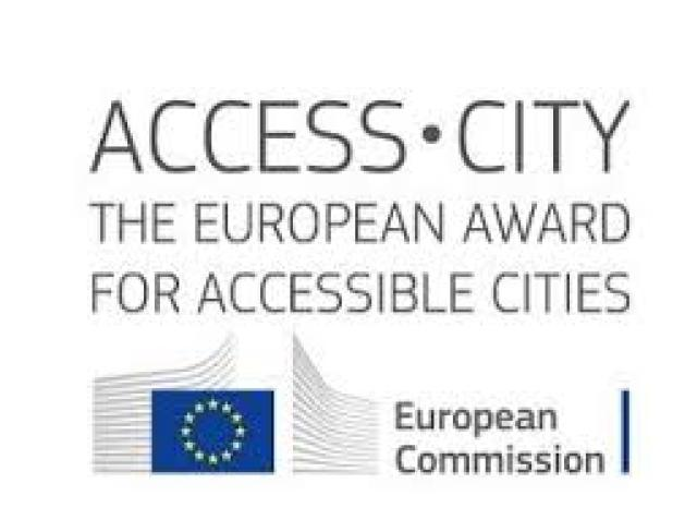 European Access City Award Logo : European Access City Award Logo - Enlarge the image